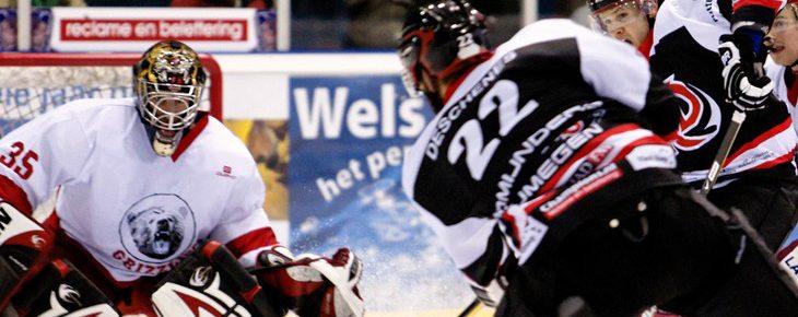 ijshockeywedstrijd