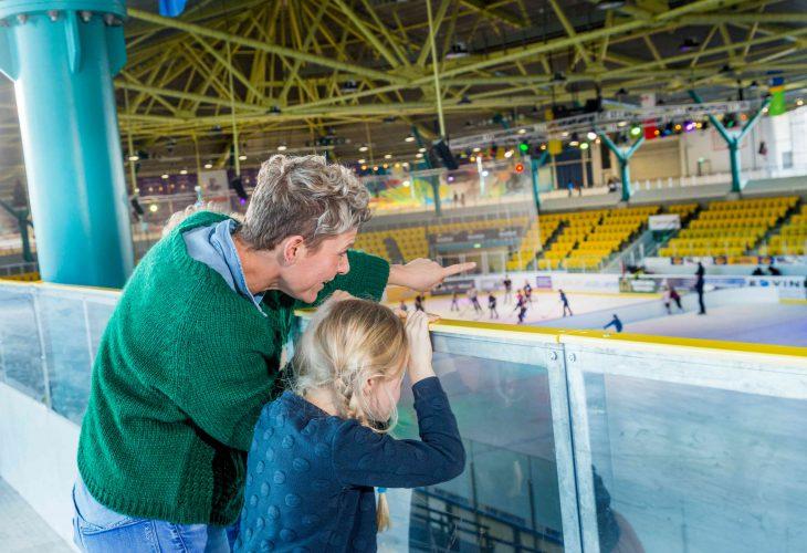 kennismaken met ijshockey